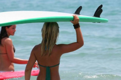 Surf Camp is fun for everyone
